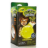 Crayola Outdoor Glow Sand Ball