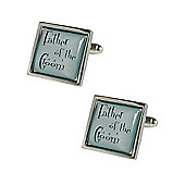 Bewitched - Father of the Groom Cufflinks