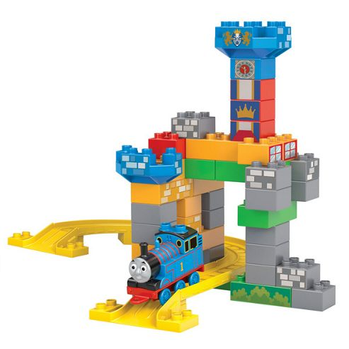 Mega Bloks Thomas and Friends - Thomas Visits the Castle