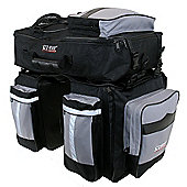 M Wave Traveller - Triple Pannier Bag