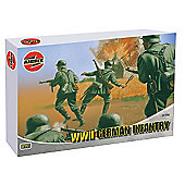 WWII German Infantry (A01705) 1:72