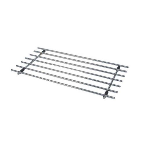 Swift Rectangular Trivet, Chrome
