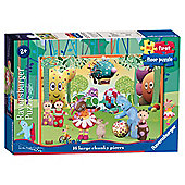 Ravensburger In The Night Garden My First Floor Puzzle- 16 Piece Jigsaw Puzzle