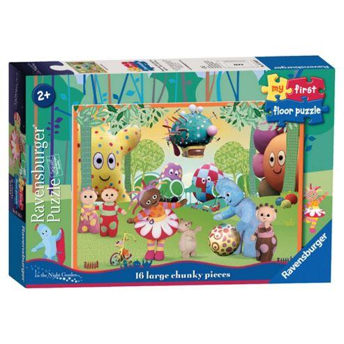 In The Night Garden - First Floor Puzzle