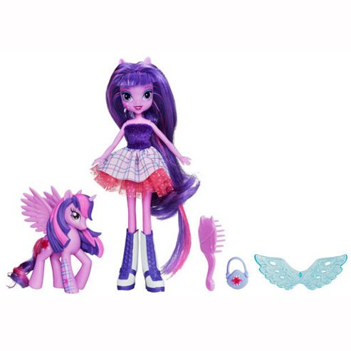 My Little Pony Equestrian Girls, Twilight Sparkle with Pony