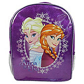 Frozen Glitter Backpack