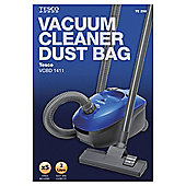 TE290 Vac Bag For VCBD1411 Bagged vac