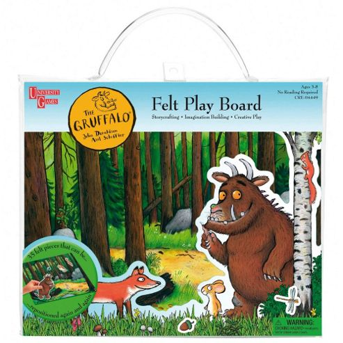 The Gruffalo Felt Play Board