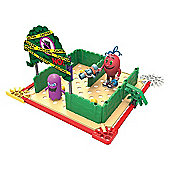 K'NEX Pac-Man and the Ghostly Adventures - Spiral's Pac World Maze Building Set