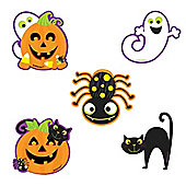 Halloween Decorations Cute Mini Cutouts - 10cm (10pk)