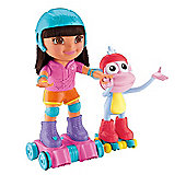 Fisher-Price Skate & Spin Dora & Boots