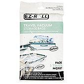 EZ-Roll 2 Piece Medium Travel Roll Storage Bag Set