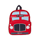 Mountain Warehouse Kids Red Bus Bag