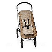 Wallaboo Baby Stroller Cover - Chocolate