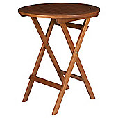 Windsor Wooden Round Bistro Table