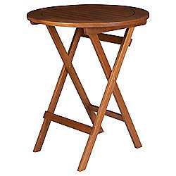 Buy Windsor Wooden Round Bistro Table From Our Dining Tables Range Tesco Com