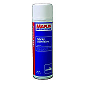 Maplin Spray Adhesive Glue 500ml