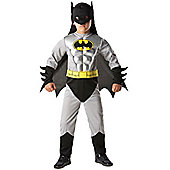 Batman Metallic Classic - Child Costume 2-3 years