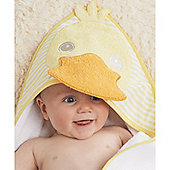 Mothercare Duck Cuddle 'n' Dry Hooded Towel