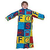 Fireman Sam Sleeved Fleece