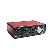 Focusrite Scarlett Solo 2 In 2 Out USB Audio Interface