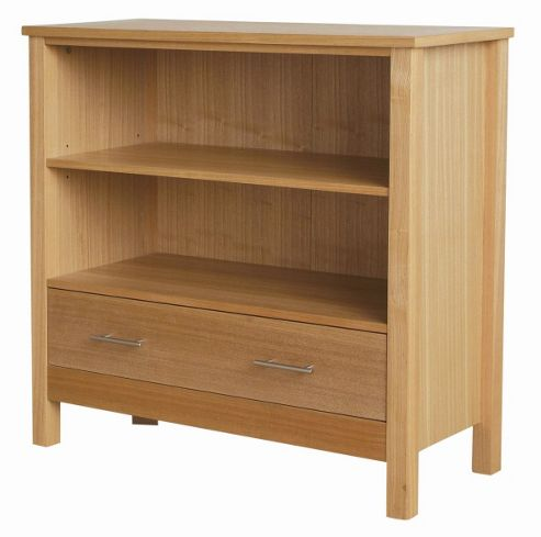 Home Zone Willowdale Occasional Low Bookcase