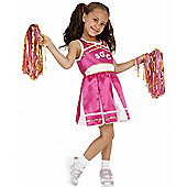 Cheerleader - Child Costume 7-9 years