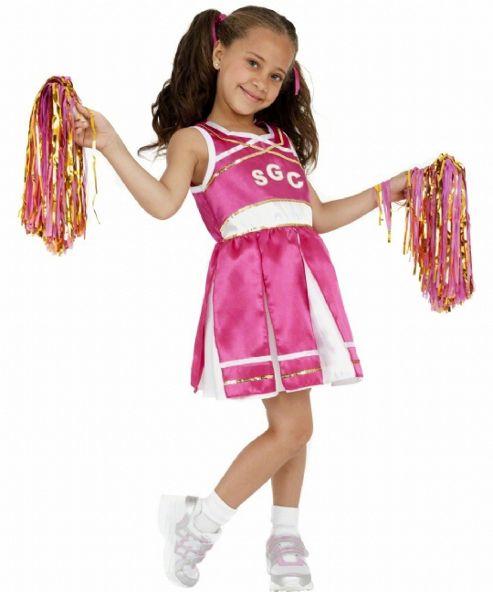 Cheerleader - Child Costume 7-9 years