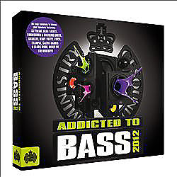 Ministry Of Sound: Addicted To Bass 2012 (3CD)