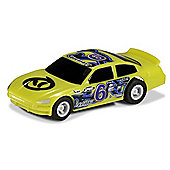 Micro Scalextric US Stock Car - Green