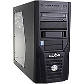 Cube Cyclone Gaming PC Core i7 with Radeon R9 270X HAWK Graphics
