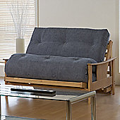 Kyoto Atlanta Futon - Louisa Charcoal