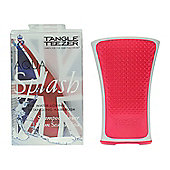Tangle Teezer Aqua Splash - Detangling Hair Brush Pink