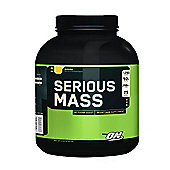 Optimum Nutrition Serious Mass 5.45kg - Banana