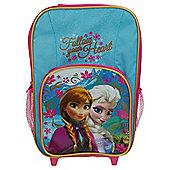 Frozen Wheeled Bag