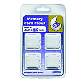 4 x SD Memory Card Cases