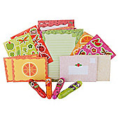 Scentos Scented Stationery Set