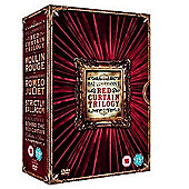 Moulin Rouge/Romeo And Juliet/Strictly Ballroom (DVD Boxset)