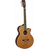 Tanglewood Evolution TSFCEN Electro - Natural Satin