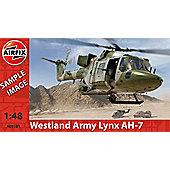 Westland Lynx AH-7 - Scale 1:48 A09101 - Airfix
