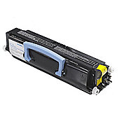 Dell High Capacity Black Use and Return Toner Cartridge (Yield 6,000 Pages) for Dell 1720/1720dn