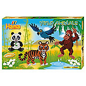 Hama Beads Wild Animals