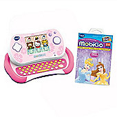 VTech MobiGo 2 Pink Value Pack with Download and Game Cartridge