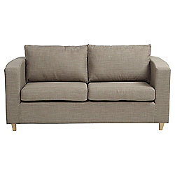 Maison 3 Seater Sofa, Nutmeg