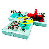 Connect 'n' Learn Electronics Science Game Toy Kit Set