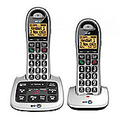 4500-TWIN Studio Plus 4500 Twin DECT Cordless Telephones with Answer Machine