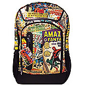 Marvel Comics Backpack Rucksack - Medium