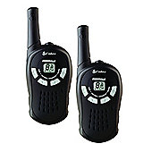 Cobra Mt200 PMR Two Way Radio Set Walkie Talkie Kit