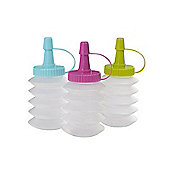 Polar Gear Mini Sauce Bottles (3 Pack)