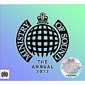 Ministry Of Sound - The Annual 2017 3CD